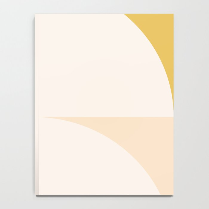 Abstract Geometric 01 Notebook