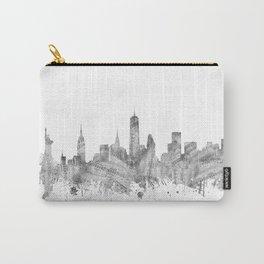 new york skyline music Carry-All Pouch