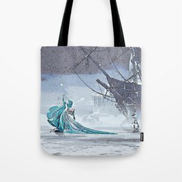 Frozen - A Sister's Sacrifice Tote Bag