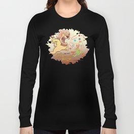 Cecil the Lion's Social Networks Revenge Long Sleeve T-shirt