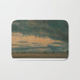 John Constable - Cloud Study Bath Mat