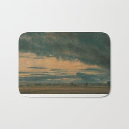 John Constable - Cloud Study Bath Mat