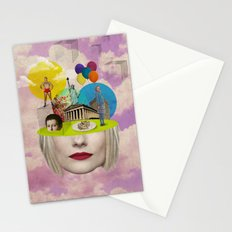 Modern Vintage Collection -- Uncertainty Stationery Cards