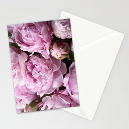 Dream on, Peonies... Stationery Cards