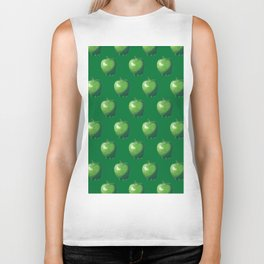 Green Apple_B Biker Tank