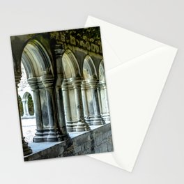 Askeaton Castle Cloisters Stationery Cards