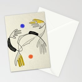 Embrace the air Stationery Cards