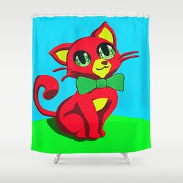 Cromwell Shower Curtain