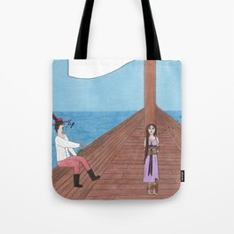Sing for me! Tote Bag