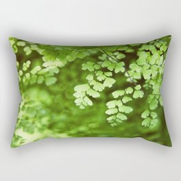 maidenhair Rectangular Pillow
