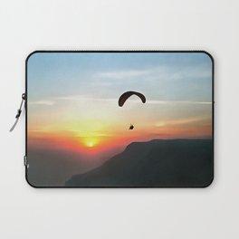 Sunset Paraglide Laptop Sleeve