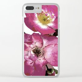 I can see my lover singing Clear iPhone Case