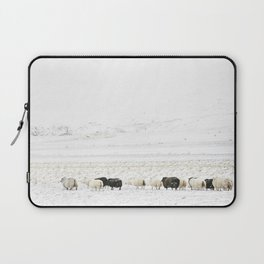 Icelandic Sheep VI Laptop Sleeve