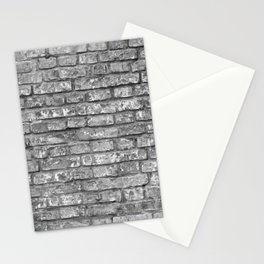 Vintage Brick Wall Stationery Cards