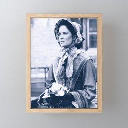 Jaclyn Smith Pastel Color 03 Framed Mini Art Print