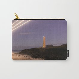 Flight Over the Lighthouse Carry-All Pouch