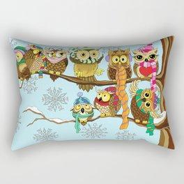 Recess Rectangular Pillow