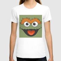 sesame street T-shirts featuring Sesame Street  by Jconner