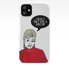 Momma Dee iPhone Case