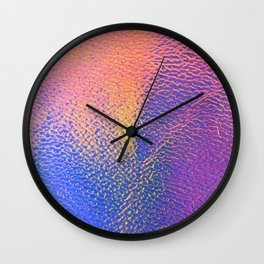 Unicorn Hide Wall Clock
