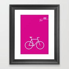 02_WEBDINGS_b Framed Art Print