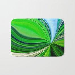 How Green Is My Valley Bath Mat