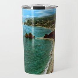 Aphrodite Rock Travel Mug