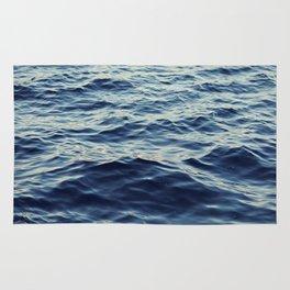 Water Waves Rug