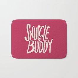 Snuggle Buddy x Pink Bath Mat