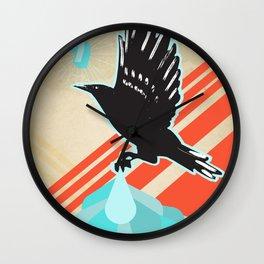 Poster Project   Naaman Wall Clock