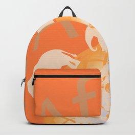 Africa elefants Backpack