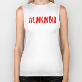 Link In Bio #3 Biker Tank