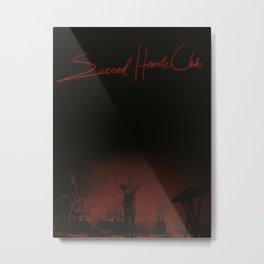 SHC Metal Print