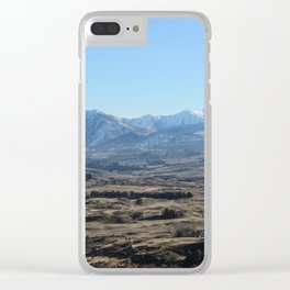 From the Crown Clear iPhone Case