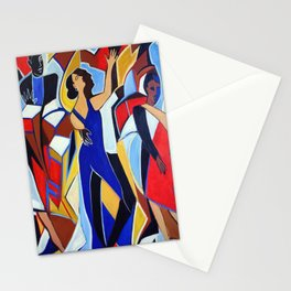 Loco Caliente Stationery Cards