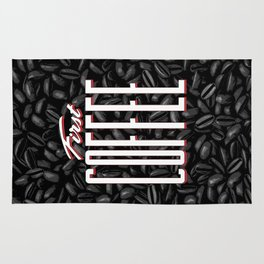 First COFFEE Rug