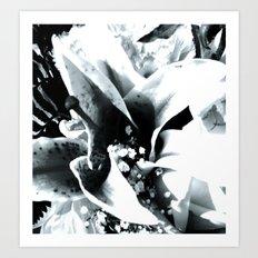 WHITEOUT : STAyMEN Art Print