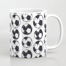 Art Football Coffee Mug