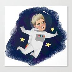 Space Niall Canvas Print