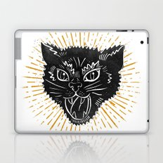 kitty attack Laptop & iPad Skin