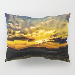 Fall into the Looking Glass Pillow Sham