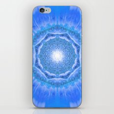 INTO THE LIGHT OF LOVE iPhone & iPod Skin