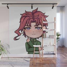 chibi kakyoin Wall Mural