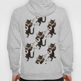 Dancing Cats Hoody