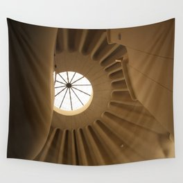 Architectural Views Wall Tapestry