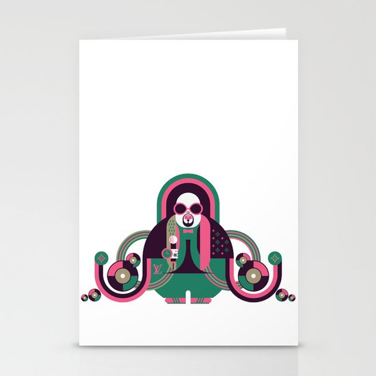 Cee Lo Green Stationery Cards