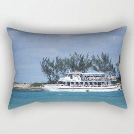 Bahamas Cruise Series 141 Rectangular Pillow