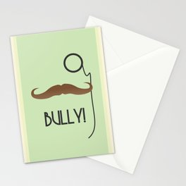 Bully Stationery Cards