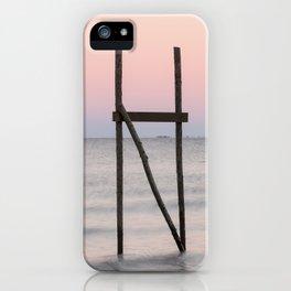 Dusk on the Horizon iPhone Case