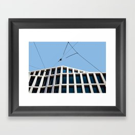 Innsbruck Framed Art Print